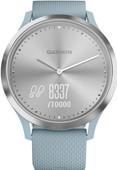 Garmin Vivomove HR Sport Silver/Blue - S/M