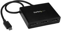 StarTech USB-C to Triple DisplayPort Converter