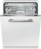 Miele G 4383 SC Vi / Built-in / Fully integrated / Niche height 80.5 - 87 cm