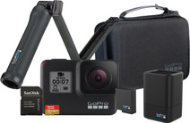 GoPro HERO 7 Black - Travel Kit