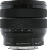 Sony E 10-18mm f/4 OSS