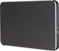 Toshiba Canvio Premium 1TB Donkergrijs