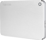 Toshiba Canvio Premium 1TB Zilver