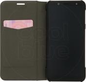 Azuri Booklet Ultra Thin Samsung Galaxy A6 (2018) Book Case Black