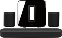 Sonos Beam 5.1 + One (x2) + Sub Black