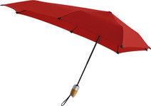Senz ° Automatic Deluxe Storm umbrella Passion Red