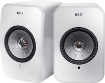 KEF LSX Wireless Stereo System White