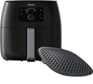 Philips Avance Airfryer XXL HD9654/90 + Grillplaat
