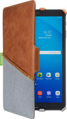 Gecko Covers Limited Samsung Galaxy Tab A 10.1 (2016/2018) Book Case Brown