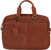 Burkely Antique Avery Workbag 15,6 '' Cognac