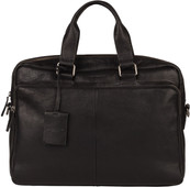 """Burkely Antique Avery Worker 15,6 """"Black"""