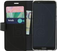 Azuri Wallet Magnetic Huawei P Smart Book Case Black