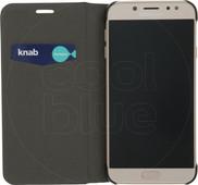Azuri Booklet Ultra Thin Samsung Galaxy J7 (2017) Book Case Black