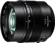 Panasonic Leica DG Nocticron 42.5mm f/1.2 ASPH. POWER Black