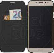 Samsung Galaxy J7 (2017) Wallet Book Case Black
