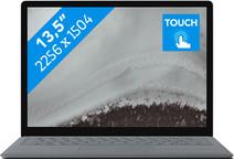 Microsoft Surface Laptop 2 - i5 - 8GB - 256GB Platinum