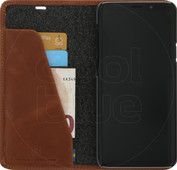 Krusell Sunne Samsung Galaxy S9 Plus Book Case Brown