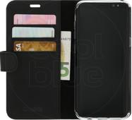 Valenta Booklet Classic Luxury Samsung Galaxy S8 Book Case Black