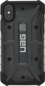UAG Pathfinder Apple iPhone X Back Cover Donkergrijs