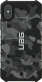UAG Pathfinder Camo Apple iPhone X Back Cover Black