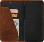 Krusell Sunne Samsung Galaxy S9 Book Case Brown