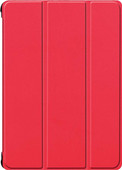 Just in Case Smart Tri-Fold Lenovo Tab P10 Book Case Red