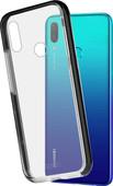 Azuri Flexible Bumper Huawei P Smart (2019) Back Cover Zwart