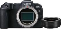 Canon EOS RP + EF-EOS R Adapter