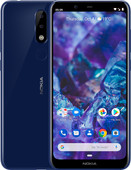 Nokia 5.1 Plus Blue