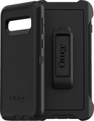 OtterBox Defender Samsung Galaxy S10 Back Cover Black