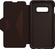 OtterBox Strada Samsung Galaxy S10e Book Case Bruin