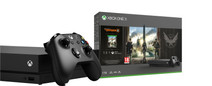 Xbox One X 1TB The Division 2 Bundel