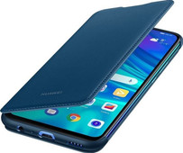 Huawei P Smart (2019) Flip Cover Book Case Blue
