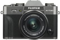 FujiFilm X-T30 Donkergrijs + XC 15-45mm f/3.5-5.6 OIS PZ
