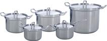 BK Q-linair Master Cookware Set 5-piece