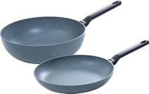 BK Granite Frying Pan and Wok 28cm
