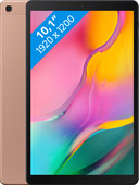 Samsung Galaxy Tab A 10.1 WiFi 32GB Gold (2019)
