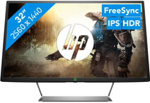 HP Pavilion 32 Gaming HDR