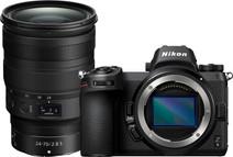 Nikon Z6 + FTZ Adapter + Nikon NIKKOR Z 24-70mm f/2.8 S
