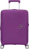 American Tourister Soundbox Expandable Spinner 55cm Purple Orchid