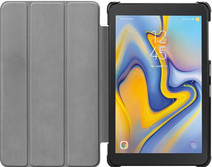 Just in Case Samsung Galaxy Tab A 8.0 (2017) Case Zwart
