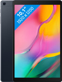 Samsung Galaxy Tab A 10.1 (2019) WiFi 64GB Black