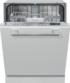 Miele G 7150 Vi / Inbouw / Volledig geintegreerd / Nishoogte 80,5 - 87 cm