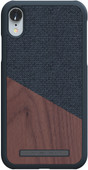 Nordic Elements Frejr Apple iPhone Xr Back Cover Dark gray