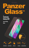 PanzerGlass Case Friendly Samsung Galaxy A40 Screen Protector Glass Black