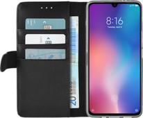 Azuri Wallet Magnet Xiaomi Mi 9 Book Case Black