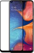 Azuri Tempered Glass Samsung Galaxy A20e Screen Protector Glass Black
