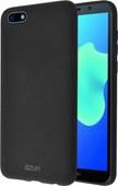 Azuri Flexible Sand Huawei Y5 (2018) Back Cover Black