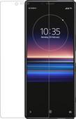 Azuri Curved Gehard Glas Sony Xperia 1 Screenprotector Glas