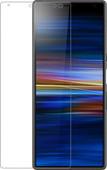 Azuri Curved Gehard Glas Sony Xperia 10 Plus Screenprotector Glas